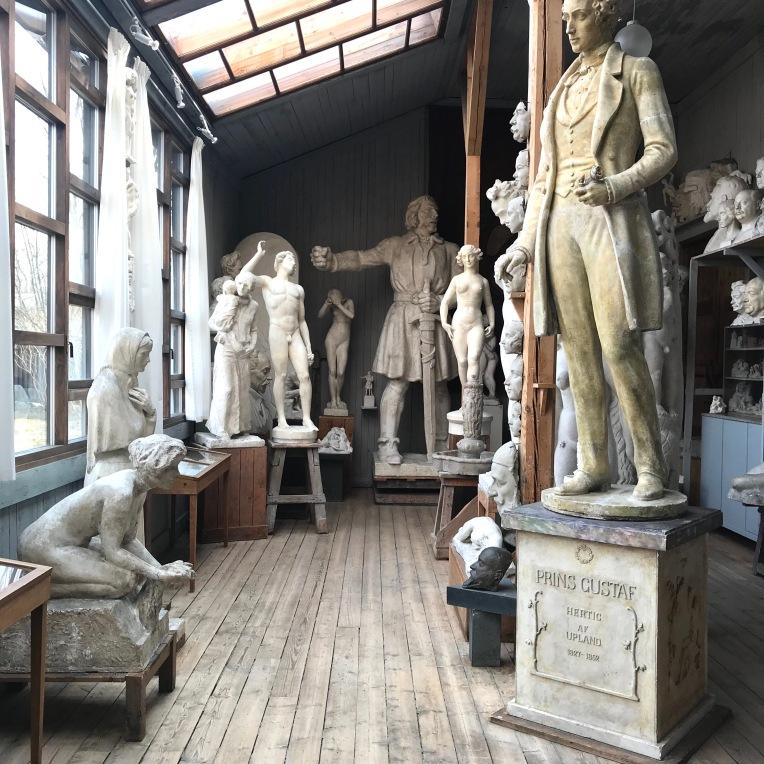 carl eldhs's museum
